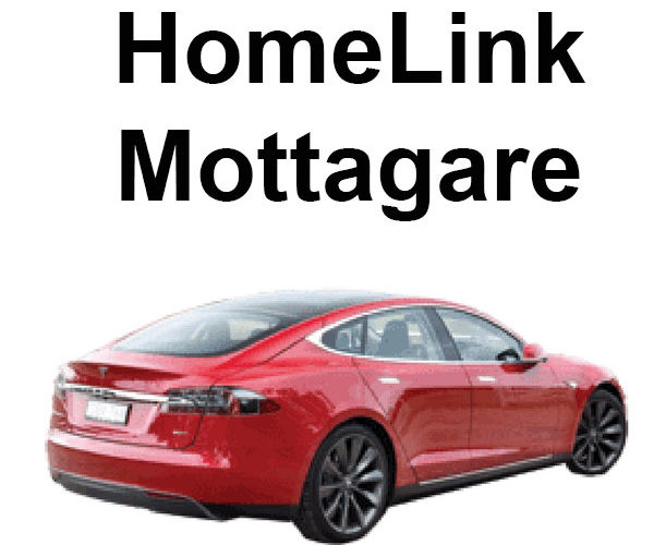 HomeLink till Garageport
