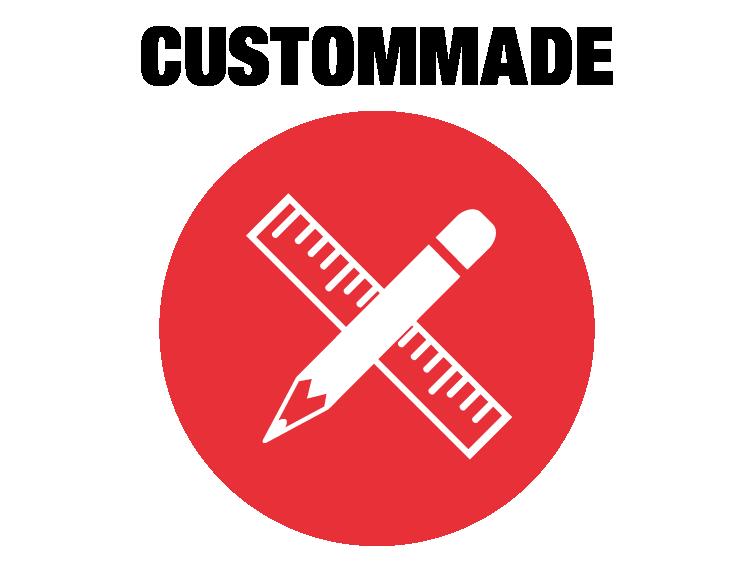NASSAU custommade Takskjutportar