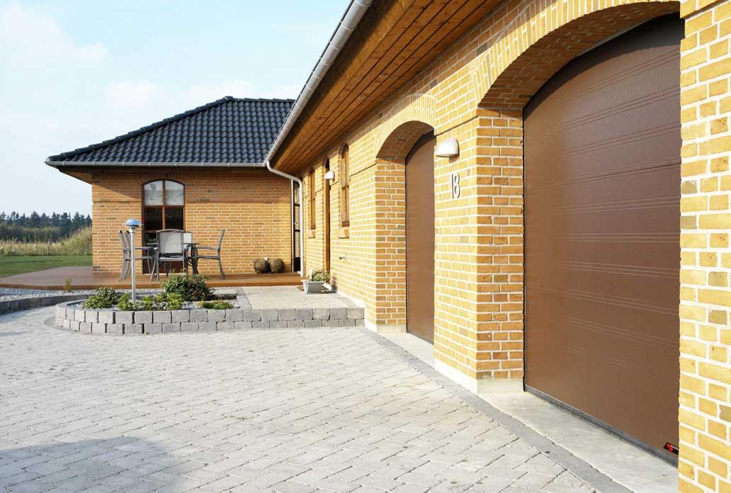 NASSAU classic bruna garageportar