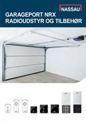 garageport radioudstyr broschyr