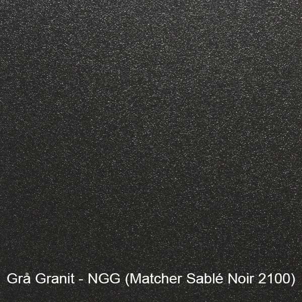 gra granit Färgprov