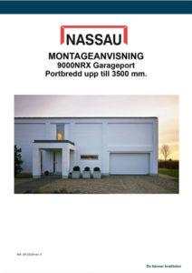 Montage 9000 NRX