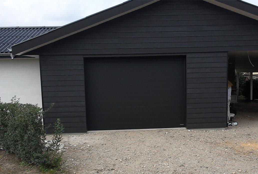 sable noir garageport Nassau